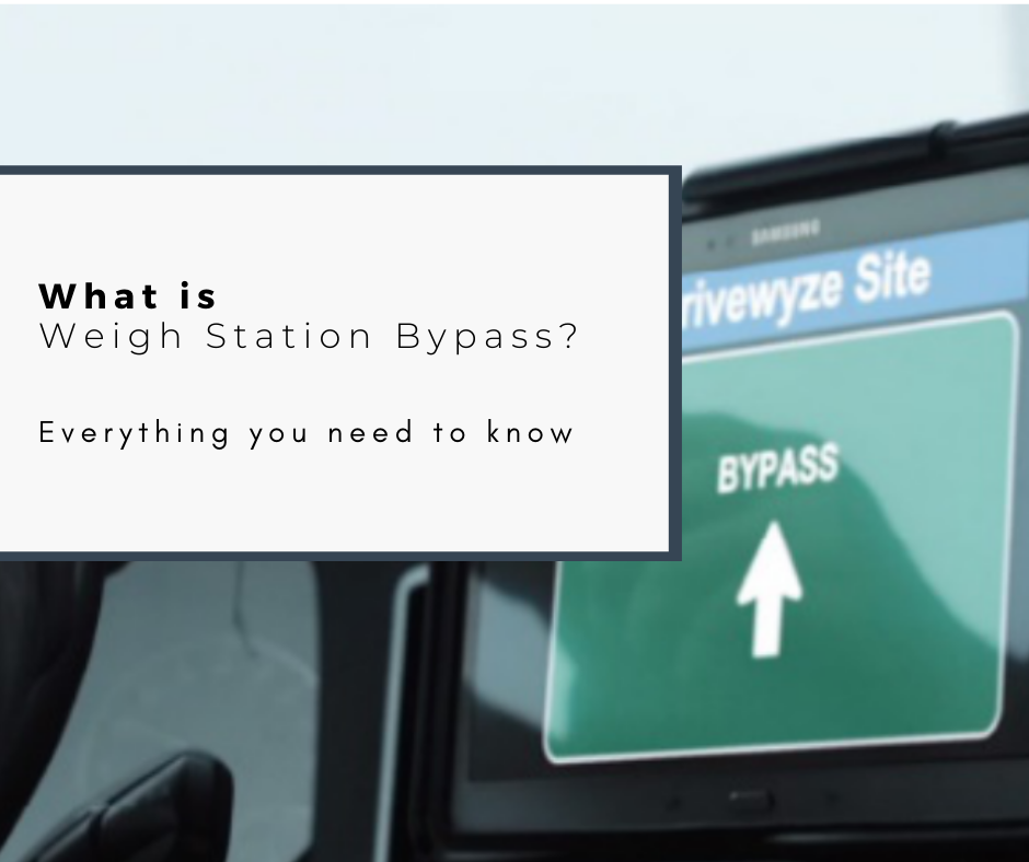 What is Weigh Station Bypass and how does it work?